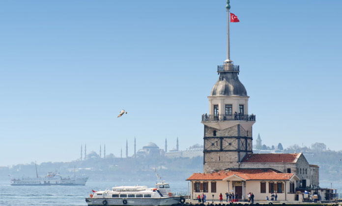 İstanbul'un En Çok Ziyaret Edilen Noktaları | Dinamik Yaşam