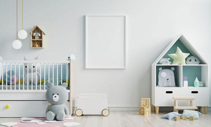 Bebek Odaların İçin En Uygun Renk Seçimi Nasıl Yapılır | Dinamik Yaşam