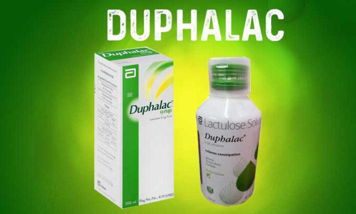 Duphalac Kullanımı