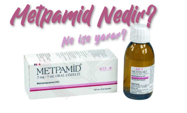Metpamid Kullanımı