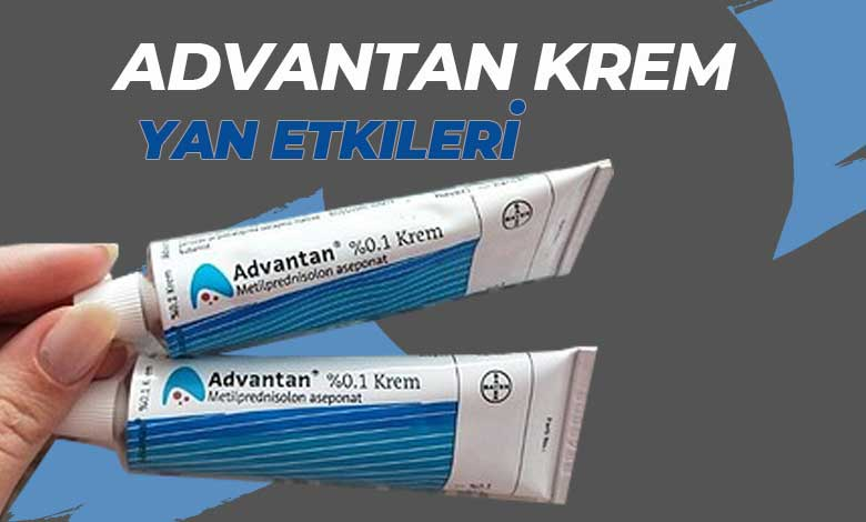 Advantan Krem Kullanımı