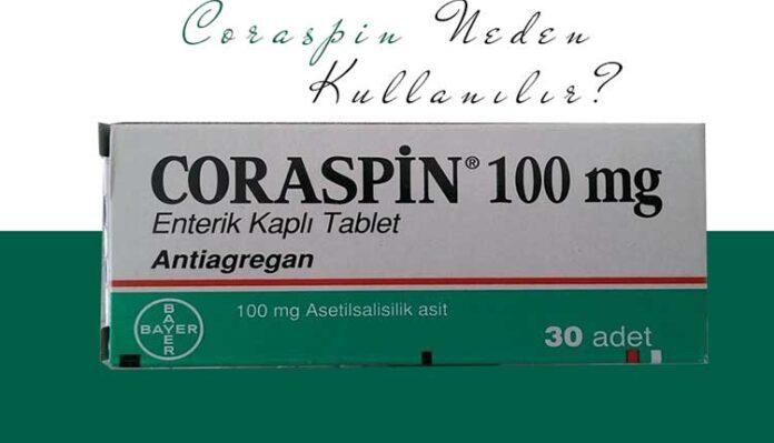 Coraspin Kullanımı